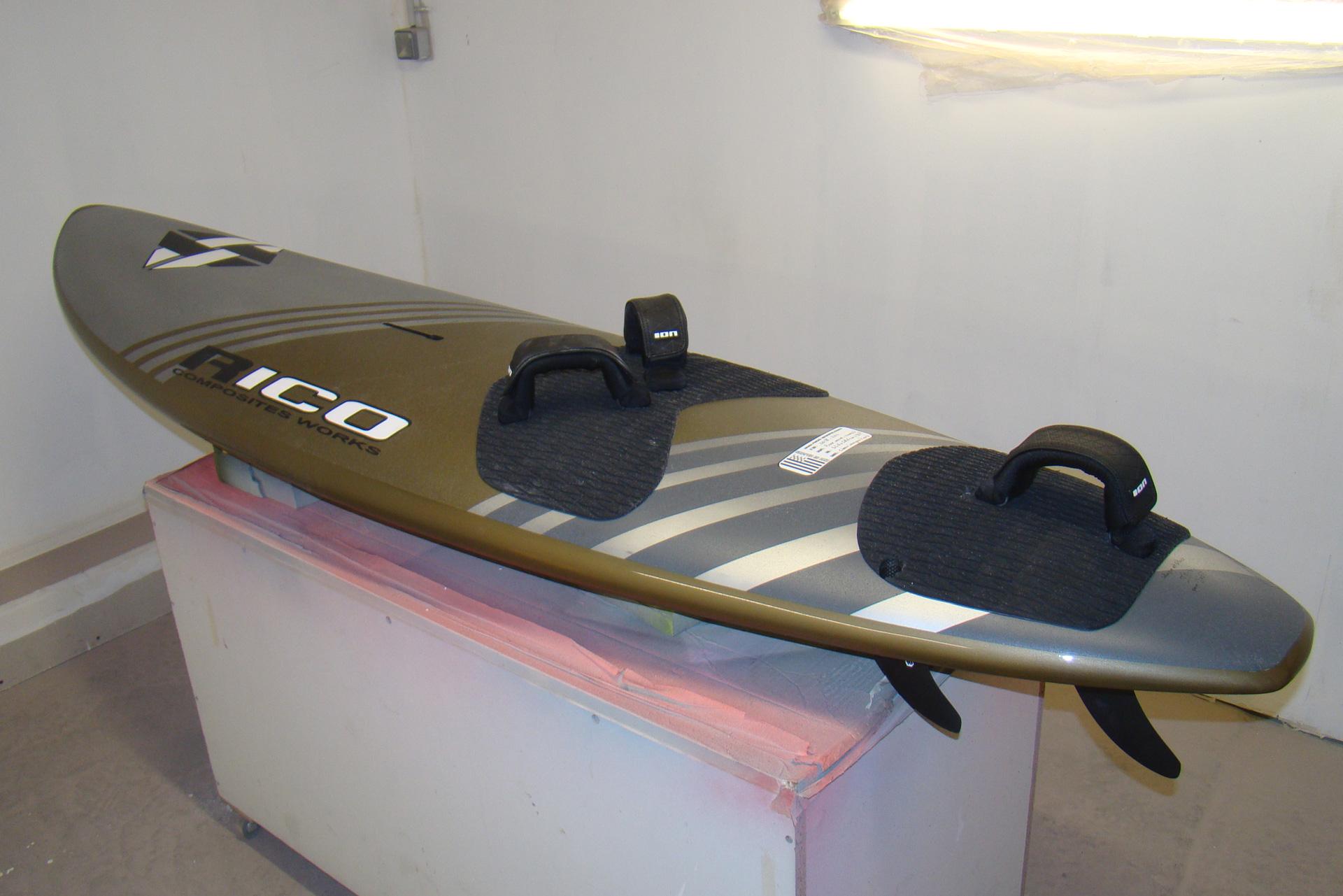 Rico custom board freewave 92, 226x58.6cm