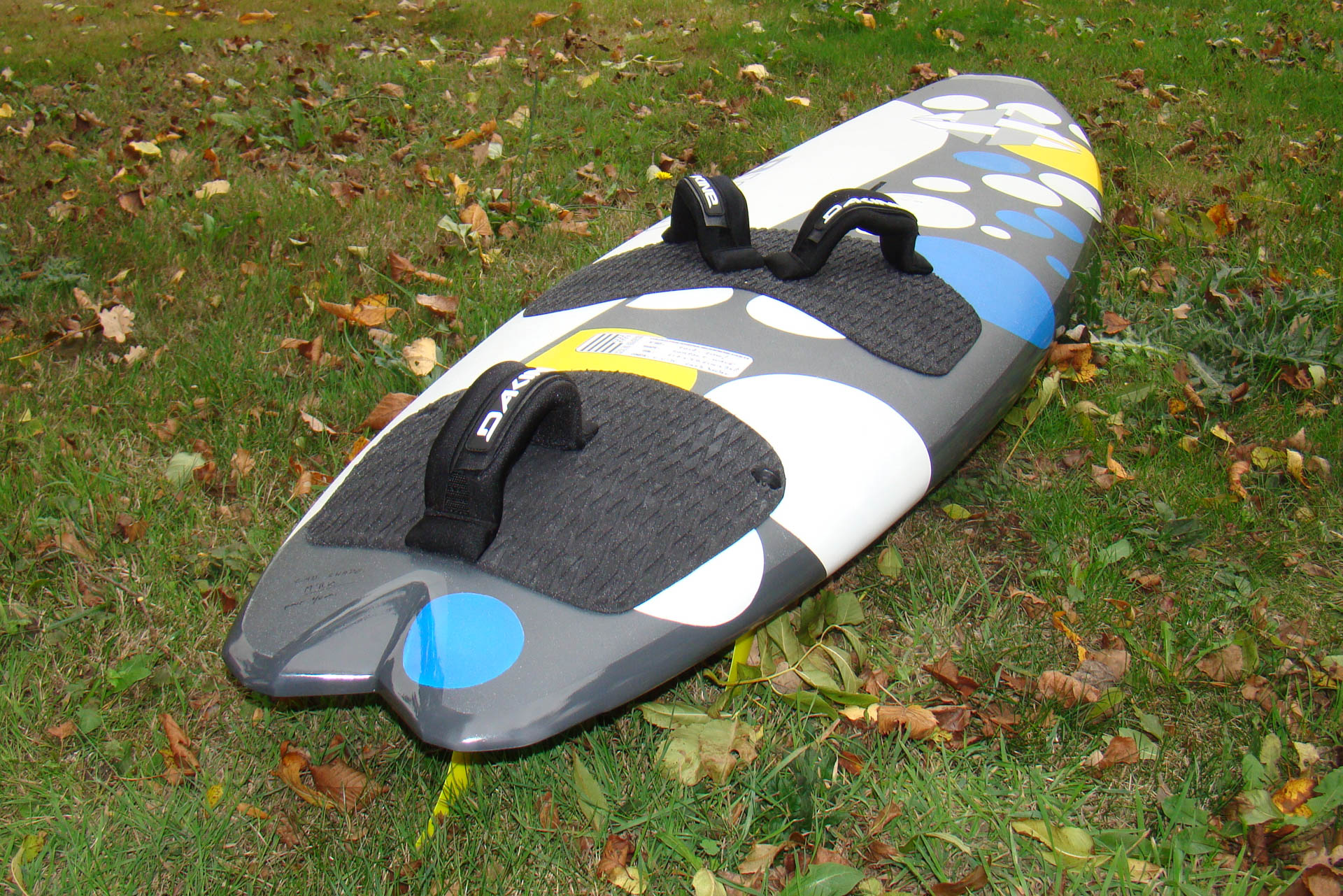 Rico custom windsurf compacte 92, 217x59.6cm